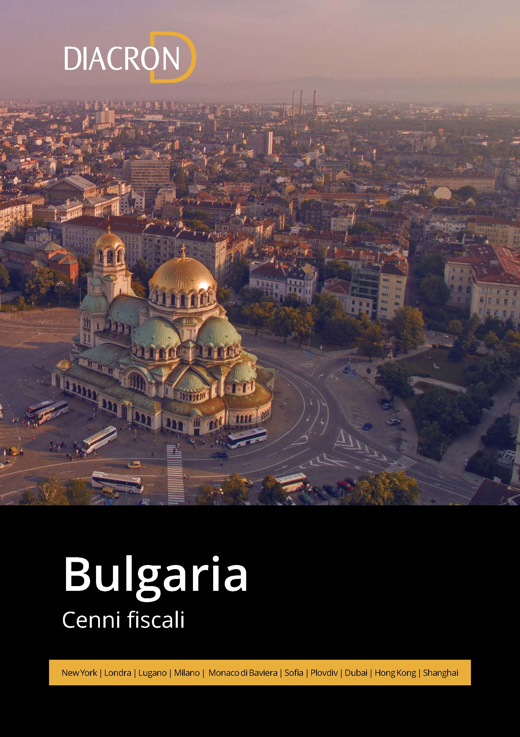 Cenni Fiscali Bulgaria