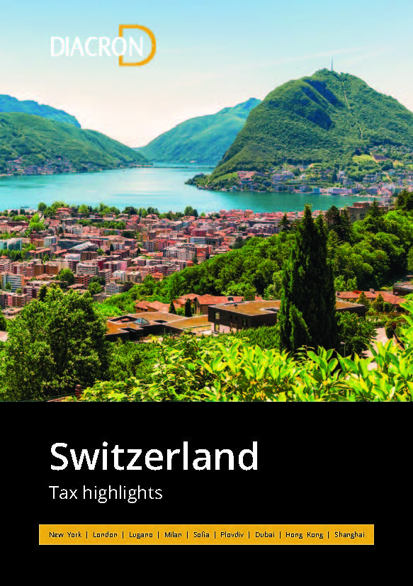 Tax highlights – Switzerland