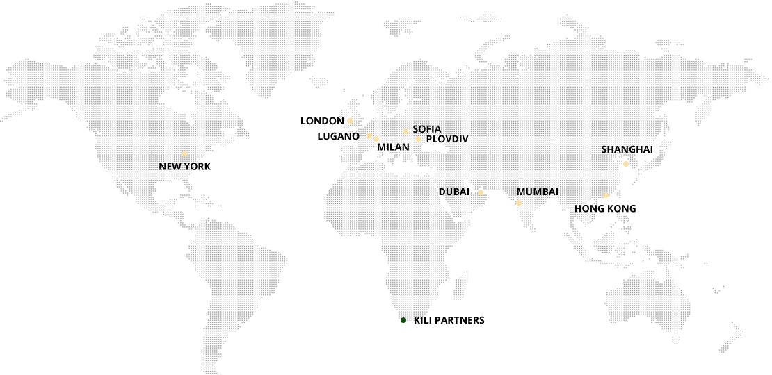 Diacron offices in the world